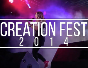 L.E.D Summer Party at Creation Fest 2014