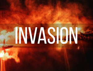 L.E.D – INVASION (OFFICIAL MUSIC VIDEO)